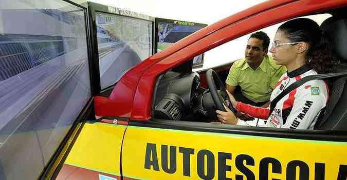 Equipamento custa entre R$ 30 mil e R$ 40 mil(foto: Juarez Rodrigues/EM/D.A Press)