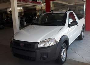 Fiat Strada Working Hard 1.4 Fire Flex 8v Cs em Itajubá, MG valor de R$ 42.390,00 no Vrum
