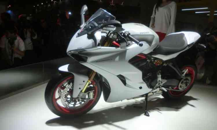 Ducati Supersport 950S - Téo Mascarenhas/EM/D.A Press