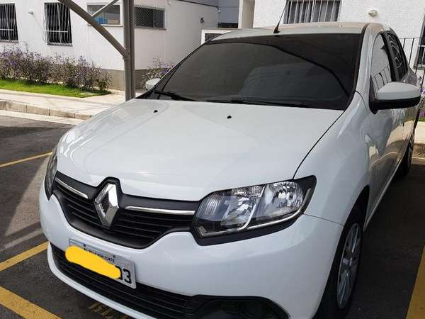 Renault Logan Expression Flex 1.6 16v 4p 2018 R$ 37.999,00 MG VRUM