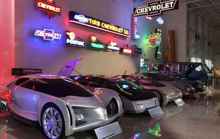 Salão automotivo da cidade é sinônimo de tecnologia - Taciana Goes/DP