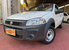 Fiat Strada Working Hard 1.4 Fire Flex 8v Cs em Goiânia, GO valor de R$ 57.900,00 no Vrum