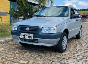 Fiat Uno Mille Celeb/Celeb.econ 1.0 F.flex 4p em João Monlevade, MG valor de R$ 18.500,00 no Vrum