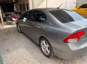 Honda Civic Sedan Lxs 1.8/1.8 Flex 16v Aut. 4p em Brasília de Minas, MG valor de R$ 38.000,00 no Vrum