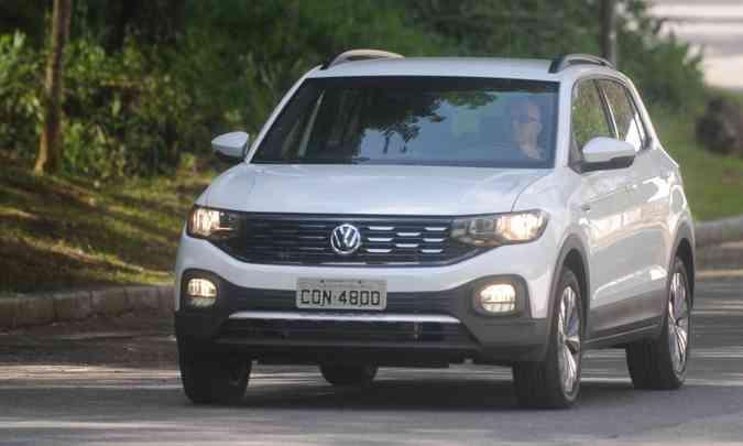 VW T-Cross(foto: Leandro Couri/EM/D.A Press)