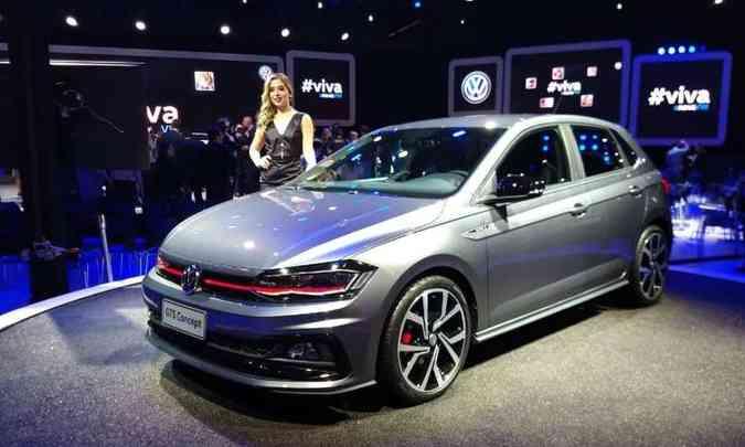 Volkswagen Polo GTS(foto: Pedro Cerqueira/EM/D.A Press)
