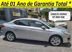 Citroën C4 Lounge Tendance 1.6 Turbo Flex Aut. em Goiânia, GO valor de R$ 48.500,00 no Vrum