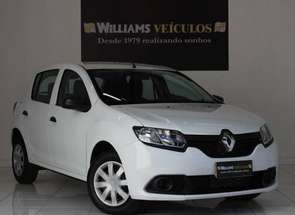 Renault Sandero Authentique Flex 1.0 12v 5p em Brasília/Plano Piloto, DF valor de R$ 40.990,00 no Vrum