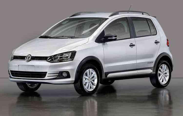 Com novos equipamentos de série, o hatch conta com mais recursos de tecnologia e mais conectividade - Volkswagen / Divulgação