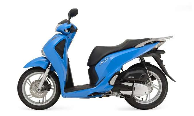 As rodas de liga leve têm aro de 16 polegadas(foto: Honda/Divulgação)