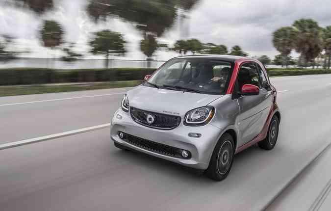 Smart Car. Foto: Divulgação