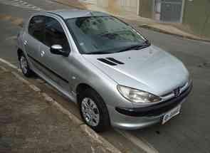 Peugeot 206 Presence 1.4/ 1.4 Flex 8v 5p em Belo Horizonte, MG valor de R$ 11.100,00 no Vrum