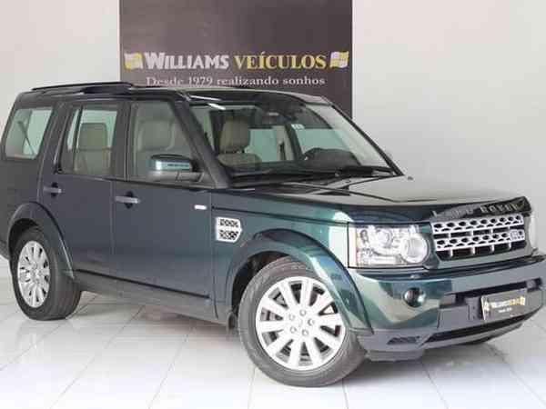 Land Rover Discovery4 B&w 3.0 4x4 Tdv6 Diesel Aut.