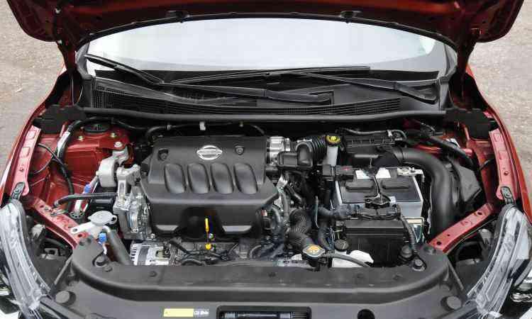 Motor 2.0 dá conta do recado, com bom torque em baixas rotações - Leandro Couri/EM/D.A Press