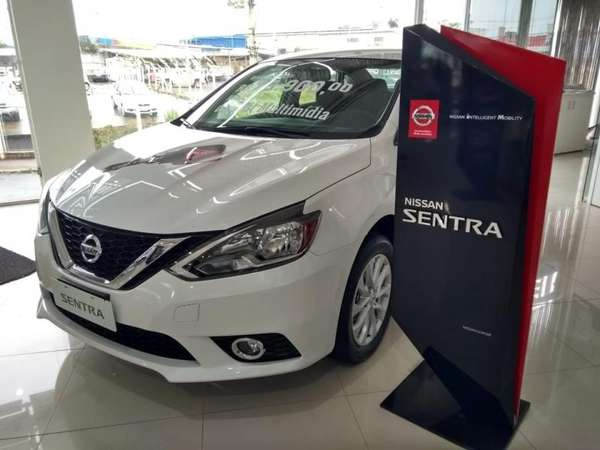 Nissan Sentra S 2.0 Flexstart 16v Aut. 2019 R$ 79.900,00 MG VRUM