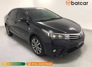 Toyota Corolla Xei 2.0 Flex 16v Aut. em Brasília/Plano Piloto, DF valor de R$ 69.000,00 no Vrum