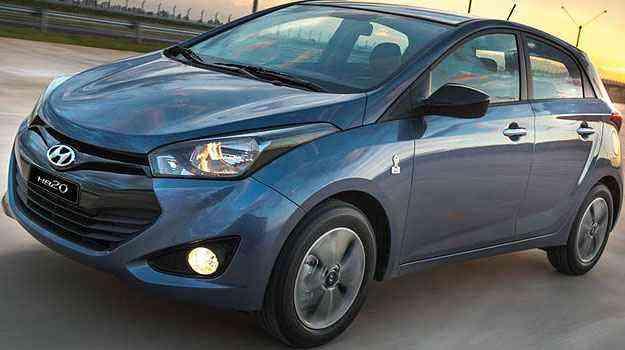 Série Especial tem detalhes em preto na dianteira - Hyundai/Divulgação
