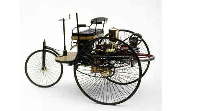 Motor de quase um litro gera menos de 2cv, o suficiente para ir aos 16km/h(foto: Mercedes-Benz-Divulgação)