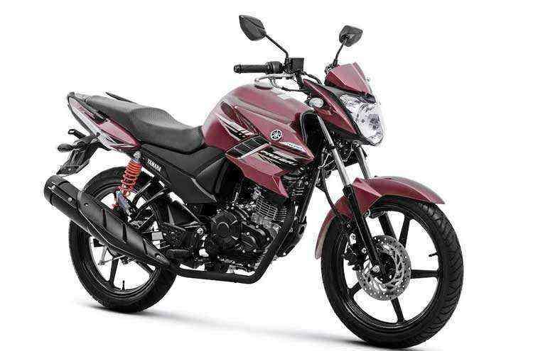 O motor da Fazer 150 é flex - Yamaha/Divulgação