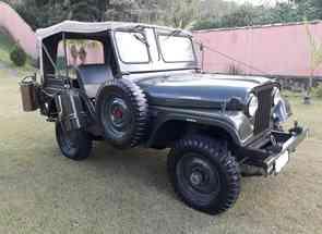 Jeep Willys Ma em Belo Horizonte, MG valor de R$ 56.800,00 no Vrum