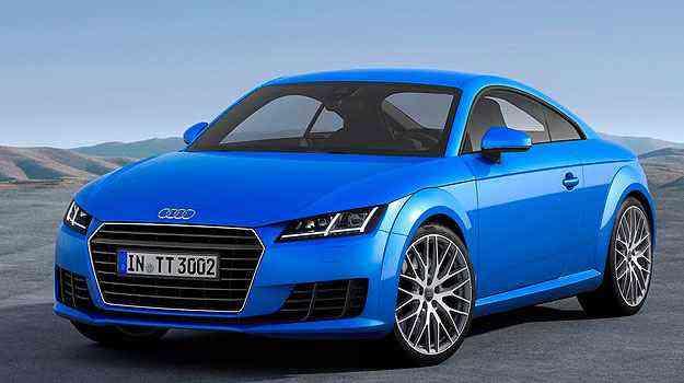 Linhas geométricas predominam no visual do novo TT - Audi/Divulgação