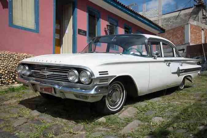 Chevrolet Impala 4 Portas 1960Thiago Ventura/EM/D.A Press