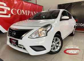 Nissan Versa Sv 1.6 16v Flexstart 4p Aut. em Belo Horizonte, MG valor de R$ 45.900,00 no Vrum