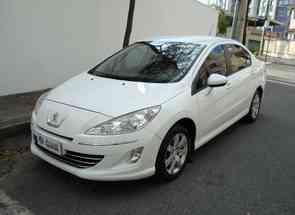 Peugeot 408 Sedan Allure 2.0 Flex 16v 4p Aut. em Belo Horizonte, MG valor de R$ 27.990,00 no Vrum