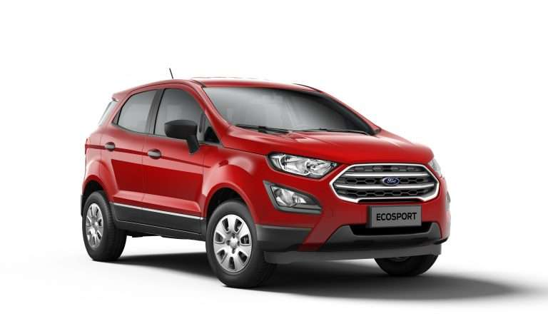 Ford apresenta versão especial do EcoSport para frotistas e PcD