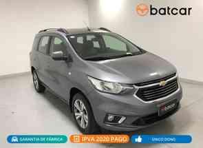 Chevrolet Spin Ltz 1.8 8v Econo.flex 5p Aut. em Brasília/Plano Piloto, DF valor de R$ 71.000,00 no Vrum