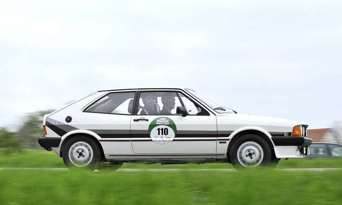 Volkswagen Scirocco I SL 1981(foto: Volkswagen/Divulgação)