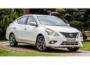 Nissan Versa Sl 1.6 16v Flexstart 4p Mec. em Divinópolis, MG valor de R$ 58.490,00 no Vrum