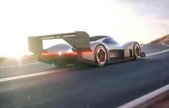 Esportivo elétrico faz parte da investida da montadora em lançar 20 veículos elétricos até 2025. Foto: Volkswagen / Divulgação