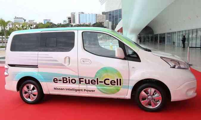 Nissan e-bio SOFC(foto: Nissan/Divulgação)