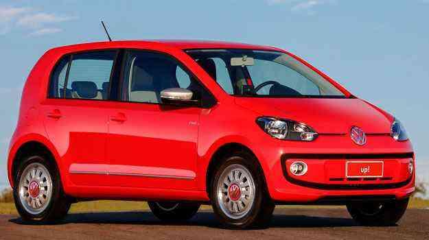 Red Up! é a versão top de linha - Volkswagen/Divulgação