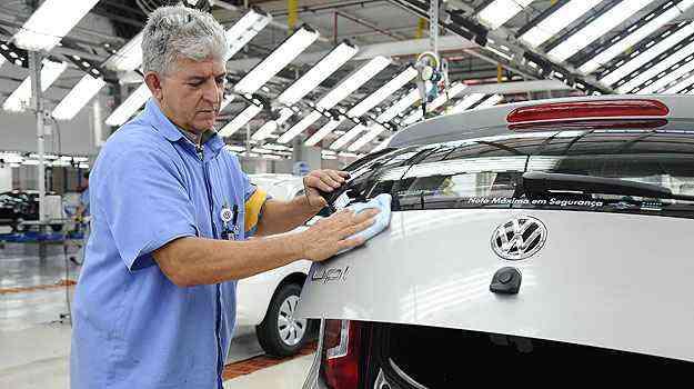 Já a produção de veículos teve aumento de 2,9% em janeiro, no entanto, na comparação com janeiro do ano passado, houve diminuição de 18,7% - Divulgação