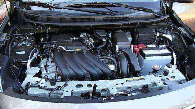 Motor é um dos destaques e usa corrente em vez de correia dentada - Marlos Ney Vidal/EM/D.A Press