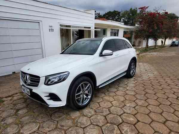 Mercedes-benz Glc 250 Sport 4matic 2.0 Tb 16v Aut. 2018 R$ 260.000,00 MG VRUM