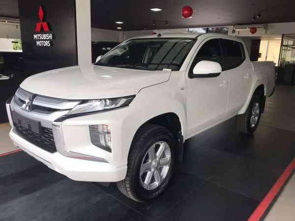 Mitsubishi L200 Triton Sport Gls Outdoor At 2.4 Diesel 2022 R$ 224.990,00 MG VRUM