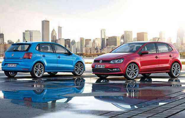 Novo Polo é uma das novidades da VW para o Salão de Genebra - Volkswagen/Divulgação