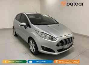 Ford Fiesta 1.6 16v Flex Aut. 5p em Brasília/Plano Piloto, DF valor de R$ 35.000,00 no Vrum
