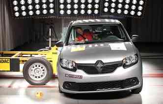 Montadora se comprometeu a melhorar o desempenho dos modelos. Foto: Latin NCap / Divulgação