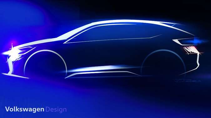 Volkswagen confirmou o investimento e o novo modelo para o Brasil. Foto: Volkswagen / Divulgação