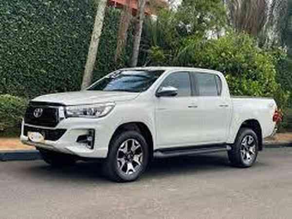 Toyota Hilux CD Sr 4x4 2.8 Tdi Diesel Aut. 2019 R$ 140,00 MG VRUM