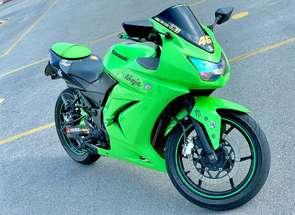 Kawasaki Ninja 250r em Barueri, SP valor de R$ 9.500,00 no Vrum