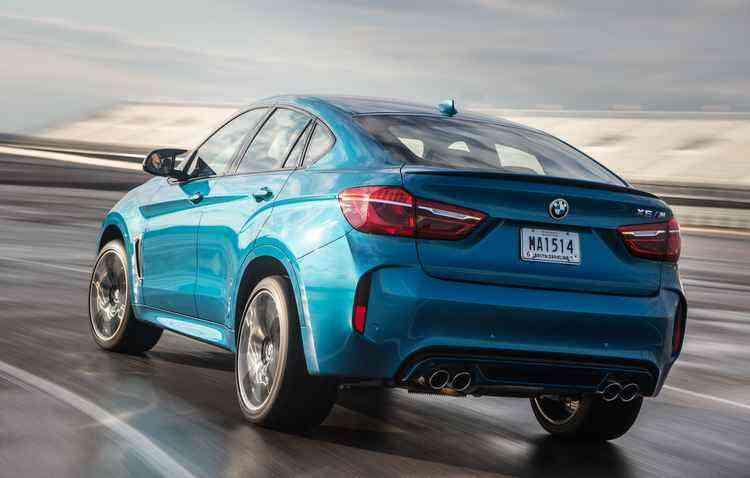 BMW X5 M chega ao Brasil em 2018; veja fotos