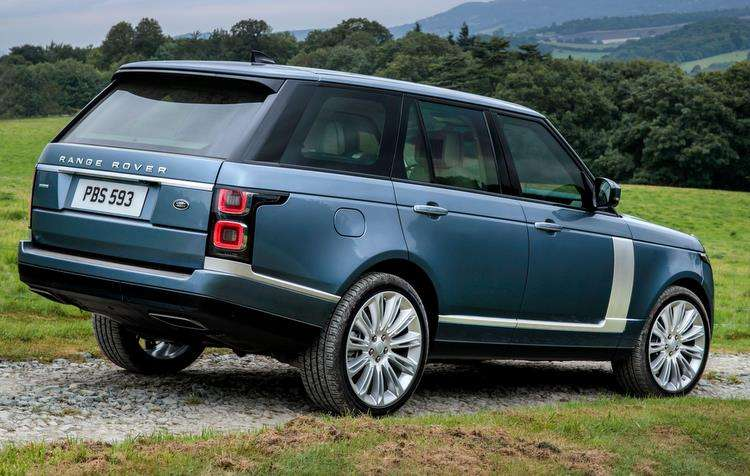 Opções a diesel já estão disponíveis nas concessionárias. Foto: Jaguar Land Rover / Divulgação -