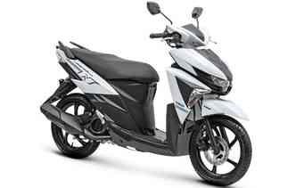 Neo 125 é a scooter de entrada da Yamaha e agrada pelo desempenho(foto: Yamaha / Divulgação)