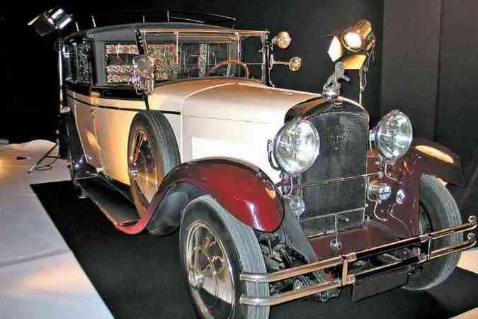 Peugeot Type 184 Landaulet(foto: Enio Greco/EM/D.A Press)