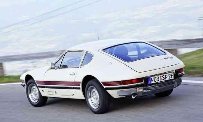 Volkswagen SP2 1974(foto: Volkswagen/Divulgação)